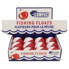 Plastic fishing floating bobbers for Canadian rivers, lakes - Fish floats | Plastic bobbers, balsa, water, stoppers, glo sticks