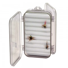 Fly fishing plastic tackle boxes - Fly fishing plastic tackle boxes