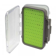 Fly fishing plastic tackle cases - Tackle fly fishing fishing boxes for worms