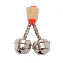 Fishing tools bells round ice screw on