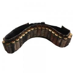 shotshell belt, camo shotshell belt, neoprene camo shotshell belt, neoprene shotshell holder