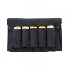 camo shell holder, shotshells holder, hunting shell holder, shotgun stock shell holder, shell holder for shotgun stock