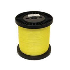 Yellow Braided Line - 5000 yds