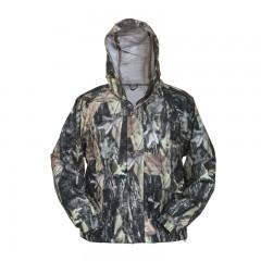 Hunting camo lightweight jacket suit waterproof