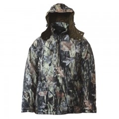 Backwoods Hunter pure camo heavy weight hunting jacket