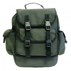 Camo hunting mungo backpack waterproof rubber bottom