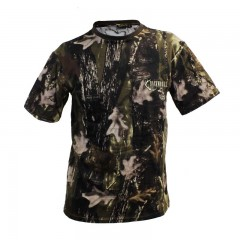 Backwoods pure camo camoflauge hunting t-shirt