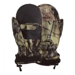 Backwoods Pure Camo waterproof hunting mitts
