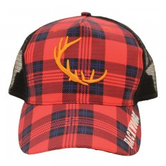 Trucker style hunting cap