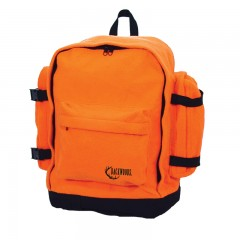 Backwoods blaze orange silent fleece 25 litre hunting backpack