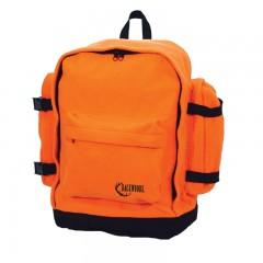 Backwoods blaze orange silent fleece 25 litre hunting backpack