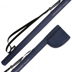 Streamside Tranquility fly rod, reel case for 9 foot rods