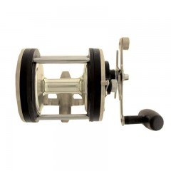 Caspian levelwind fishing reel