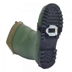 Ice fishing accessories gear snow cleats grippers