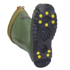 Ice climbing gear safety non slip cleats grippers winter hiking