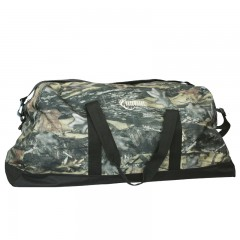Backwoods Pure Camo Duffel Bag