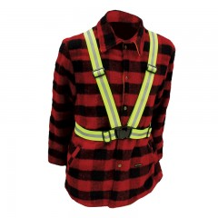 Hunting accessories apparel safety reflective harness