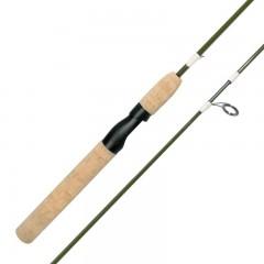 Spinning fishing rods graphite blank cork handle
