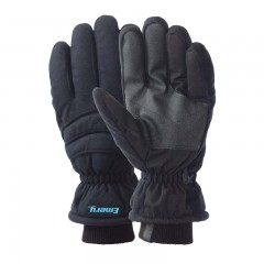 Emery waterproof ice fishing gloves with Thinsulate insulation