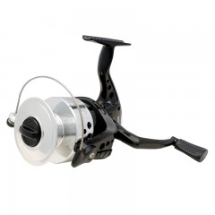 Spinning reel for fishing streams, lakes in Canada