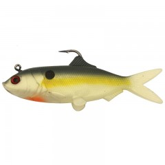 Fishing tackle rubber soft baits lures stripped bass