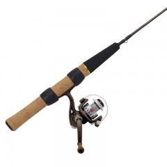 solid fiberglass combo, fiberglass rod & reel combos, medium action ice fishing combo, ice fishing combos, spinningrod and reel combo, solid fiberglass blank combo, spinning reel combos,  spinning rod and reel combo, ice fishing spinning rod and reel combo, emery ice demon combo