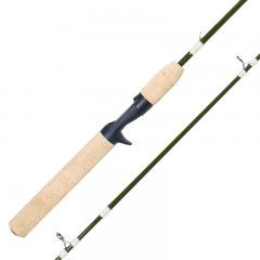 Emery Mercury spincast fishing rod with titanium frame T-ring guides