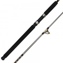 North Sea Cod King solid boat fishing rod