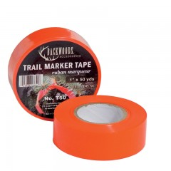 ORANGE trail marking tape for hunting and hiking outdoors
