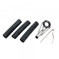 Fishing gear rod tip replacement fix kit accessories