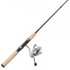 Ultra light Emery Road Runner spinning fishing rod and reel combo
