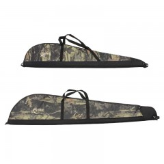 Camo hunting rifle gun cases nylon, padded, durable
