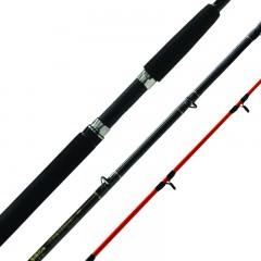 Emery Sirius downrigger fishing rods with twist eye guides