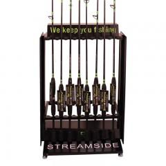 Metal Rod Rack