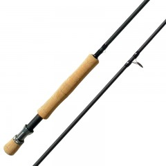 Streamside Serenity fly fishing rods with IM8 graphite blank