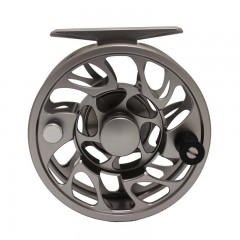 Aluminum fly fishing reel