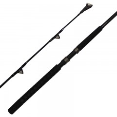 Predator Dipsy fishing rods with roller guides