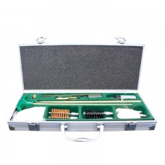 shotgun cleaning kit, gun cleaning kit, gun cleaning, shotgun cleaning, gun cleaning tools, shotgun cleaning tool, shotgun cleaning tools, gun care, shotgun care, gun cleaning equipment, shotgun cleaning equipment, deluxe shotgun cleaning kit with aluminum case, shotgun cleaning aluminum case, unive