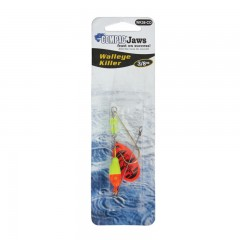 Fishing tackle lures walleye killers drift trolling front spinner