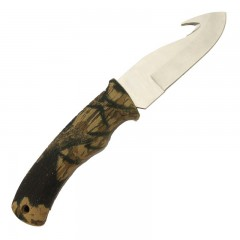 Woodsman hunting knives