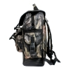 Backwoods Expedition Pure Camo hunting backpack - left side
