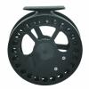 Streamside® Vortex float fishing reel back view